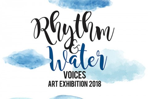 Rhythm and Water - VOICES Art Exhibition 2018