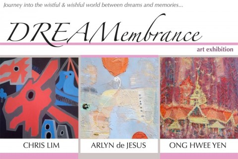 DREAMembrance art exhibition