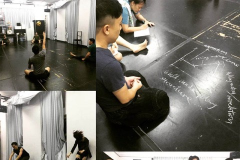 Acting Masterclass by Oliver Chong