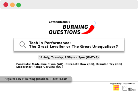 Tech in Performance: The Great Leveller or The Great Unequaliser?