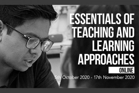 Essentials of Teaching and Learning Approaches