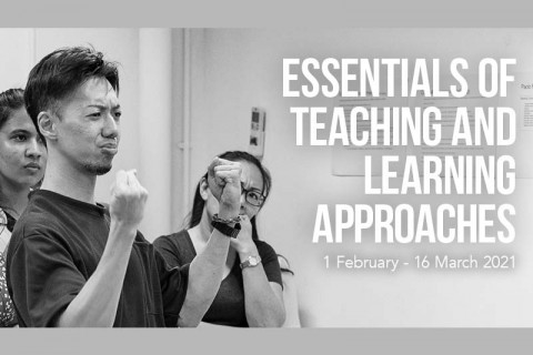 Essentials of Teaching and Learning Approaches (7th Intake)