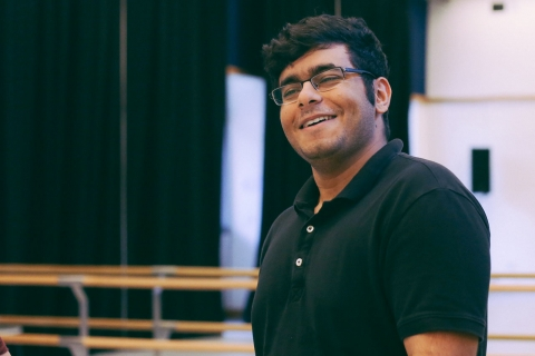 On the Couch with Uday Duggal – Orpheus to Couch Theatre's Eurydice