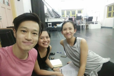 Three by Three @ 126 – Interview with Ellison Tan