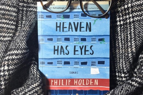 [Curious Reads] Heaven Has Eyes by Philip Holden