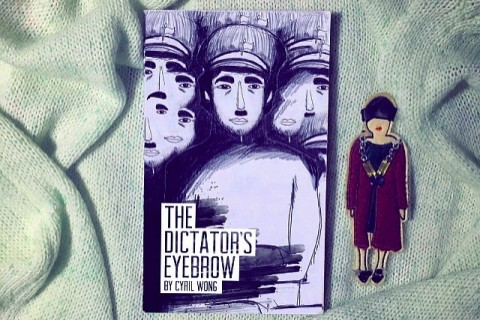 [Curious Reads] The Dictator's Eyebrow by Cyril Wong